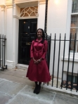 AMB outside No11 Downing Street low res