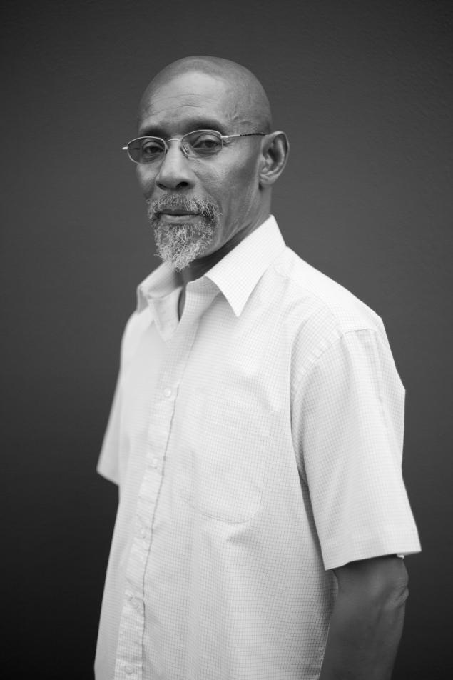 Linton Kwesi Johnson Photogrpaher Jemella Binns