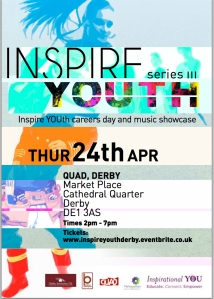 Inspire YOUth - 24th April