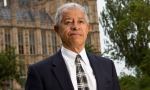 Lord Herman Ouseley, Kick It Out chairman
