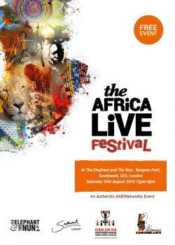 AfricaLive2014