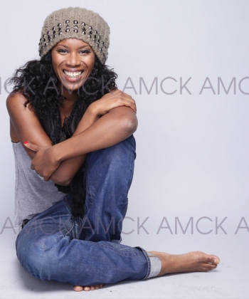 Aicha Mckenzie (CEO of AMCK Model and AMCK Dance Agency)
