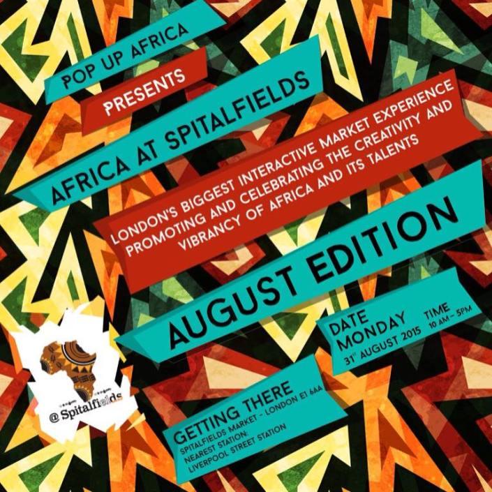 Africa At Spitalfields