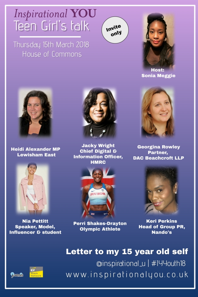 Women's Month - 15th March 2018